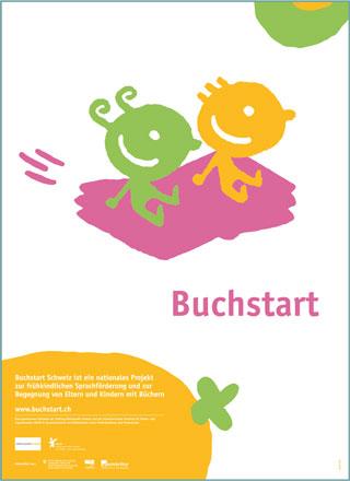 Affiche(s) Né pour lire en allemand