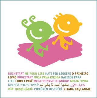 Buchstart-Flyer in 16 Sprachen